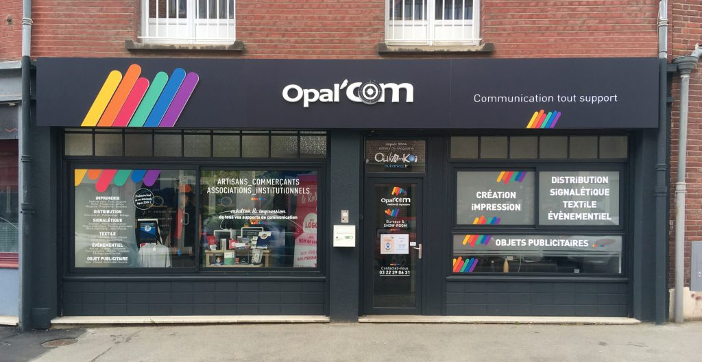 Opal'com show-room